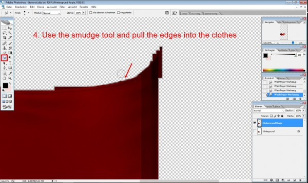 Sims 4 Studio: How to remove the edges   tutorial