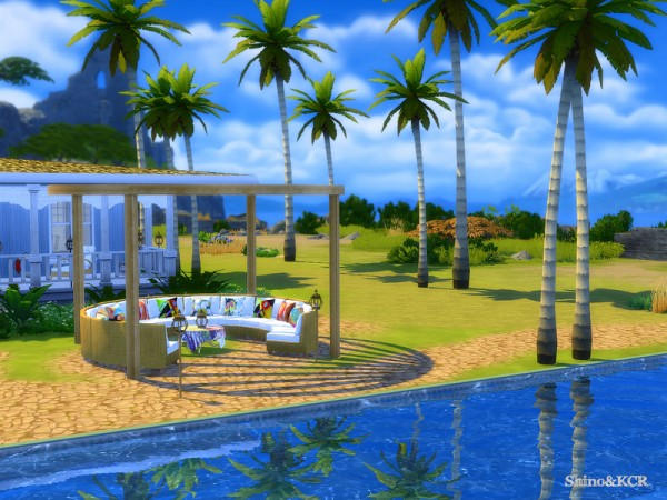 The Sims Resource: Outdoor Caribbean by ShinoKCR