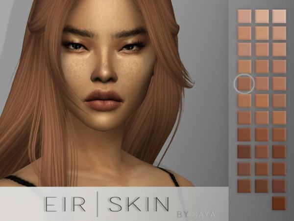 The Sims Resource: Eir Skin by Saya Sims