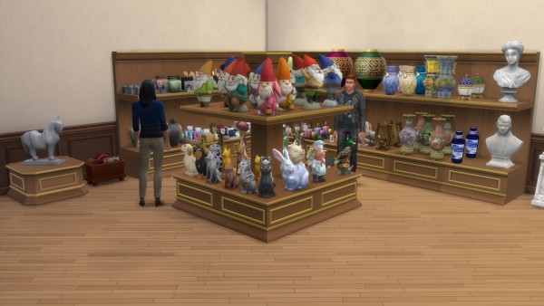 Mod The Sims Display Cases From Ts2 By Thejim07 Sims 4