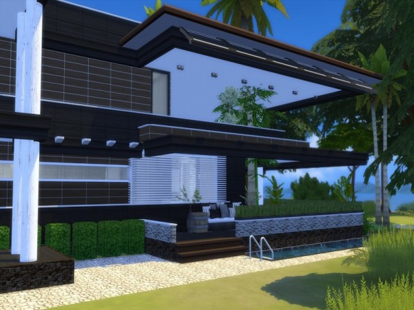 The Sims Resource: Astiana house by Suzz86