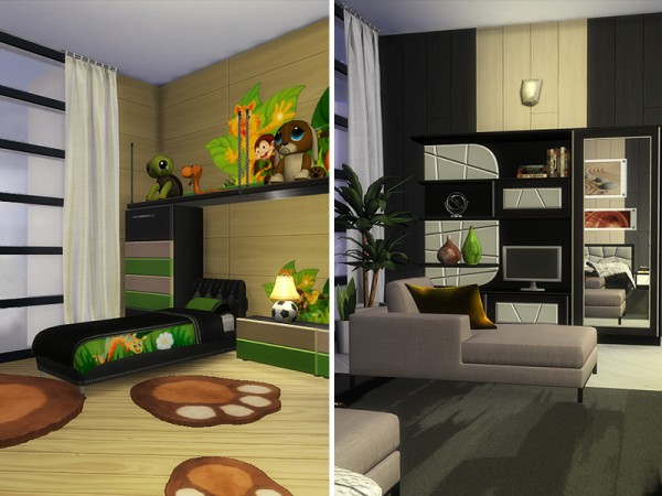 The Sims Resource: Penguin lot by dasie2