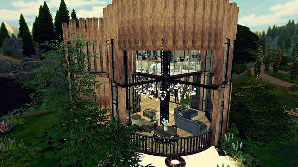Lafleur 4 Sims Paarman Treehouse Sims 4 Downloads