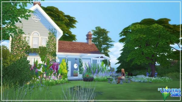 Luniversims: Seaside Cottage by Lyrasae93