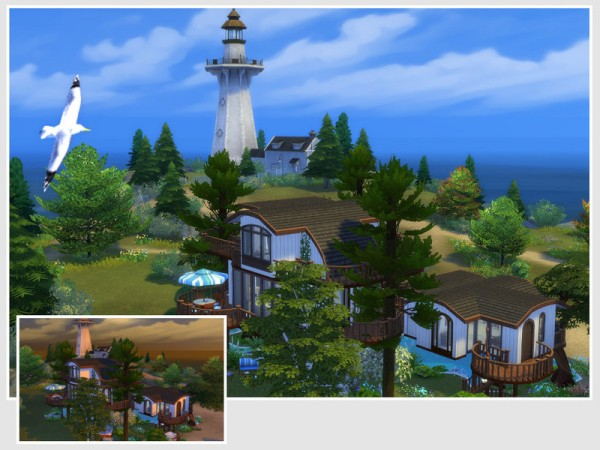 The Sims Resource: Toco Tholin (No CC) by philo