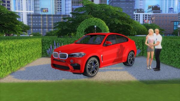 Lory Sims: BMW X6M