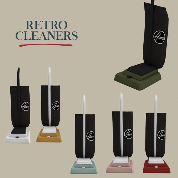 Leo 4 Sims: Retro cleaner 2