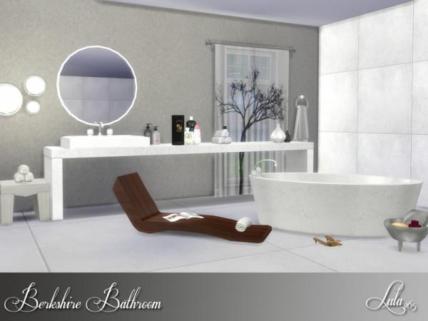 The Sims Resource: Berkshire Bathroom by Lulu265