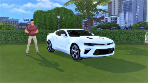 lory sims chevrolet camaro ss � sims 4 downloads