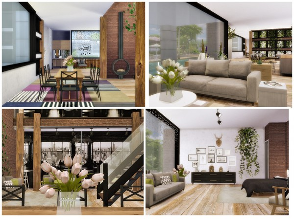 The Sims Resource: New line 3 by Danuta720