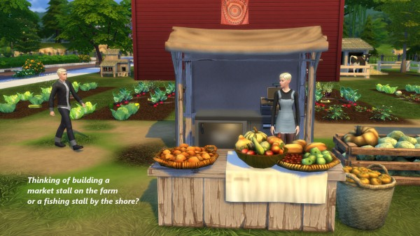 Mods archives sims 4 downloads for Sims 4 fishing