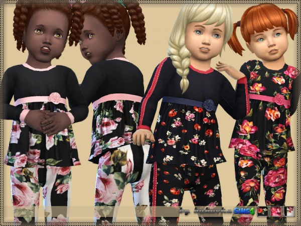 The Sims Resource: Top Flowers by bukovka