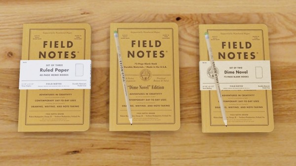 MXIMS: Field Notes Notebook