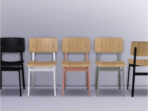 Meinkatz Creations: Loft chair