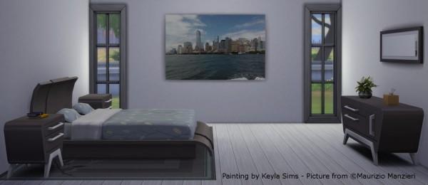 Keyla Sims: Paintings Maurizio
