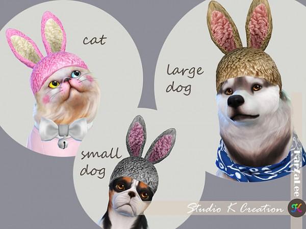 Studio K Creation: Bunny hat