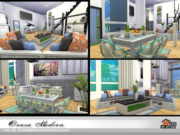 The Sims Resource: Orasa Modern NoCC by Autaki