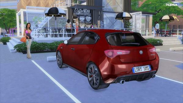 Lory Sims: Alfa Romeo Giulietta Veloce