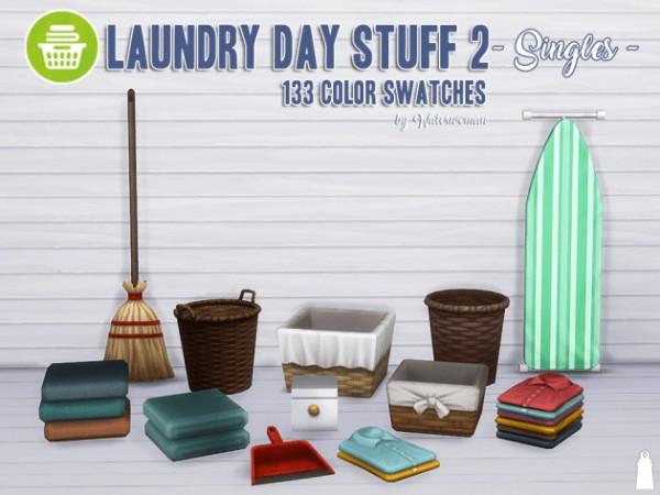 "Akisima Sims Blog: Laundry Day Stuff 2 ""Singles"""