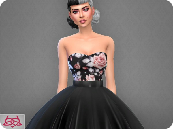 The Sims Resource: Monse Top recolored 5 by Colores Urbanos