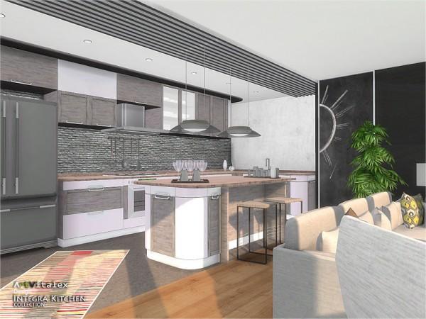 The Sims Resource: Integra Kitchen by ArtVitalex