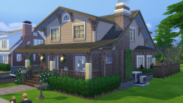 Mod The Sims: The Grand Craftsman   NO CC by pollycranopolis