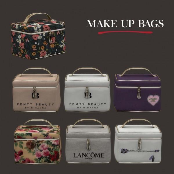 Leo 4 Sims: Makeup Bag Recolored