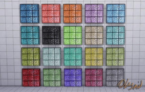 OleSims: Glass Blocks