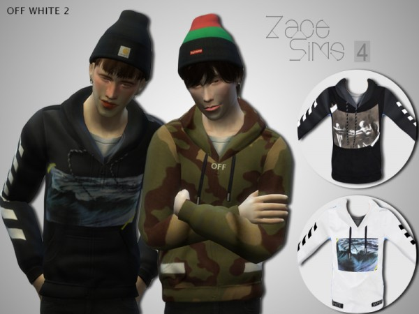 The Sims Resource: Z Off White 2 by Zace1