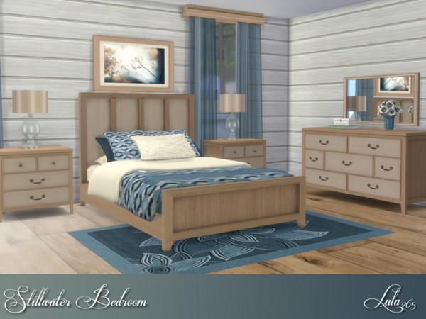 The Sims Resource: Stillwater Bedroom by Lulu265