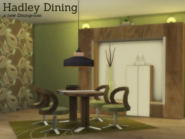 The Sims Resource: Hadley Dining by Angela