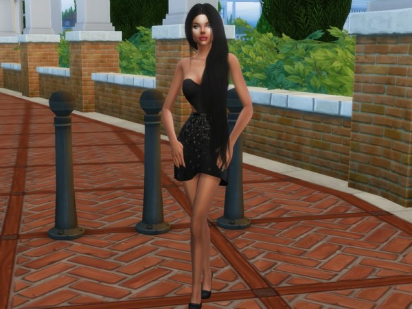The Sims Resource: Roxana Gonzalez by divaka45