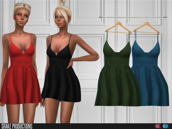 The Sims Resource: 105 Dress by ShakeProductions