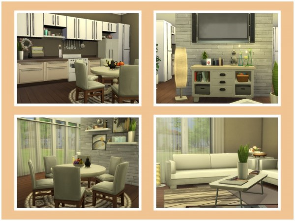 Sims 3 by Mulena: Room Ray