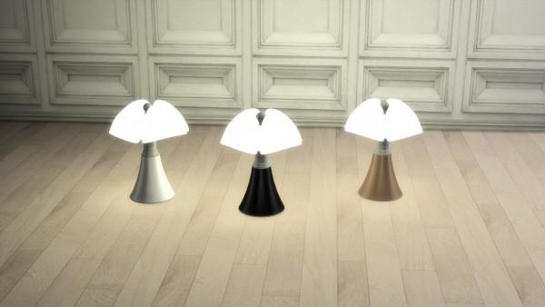 Meinkatz Creations: Pipistrello Lamp by Martinelli Luce