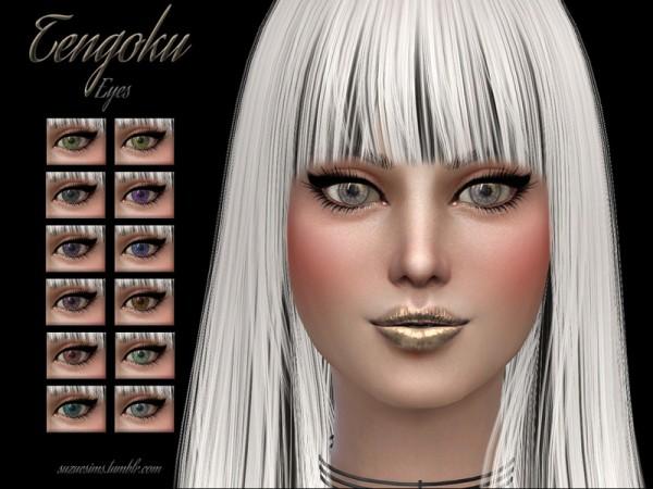 The Sims Resource: Tengoku Eyes N6 by Suzue