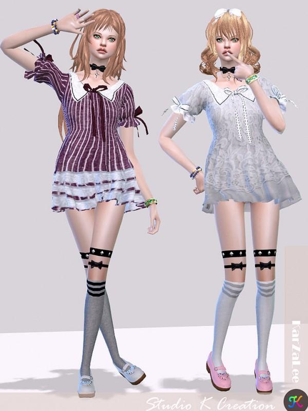 Studio K Creation: Secret Pink Type J top