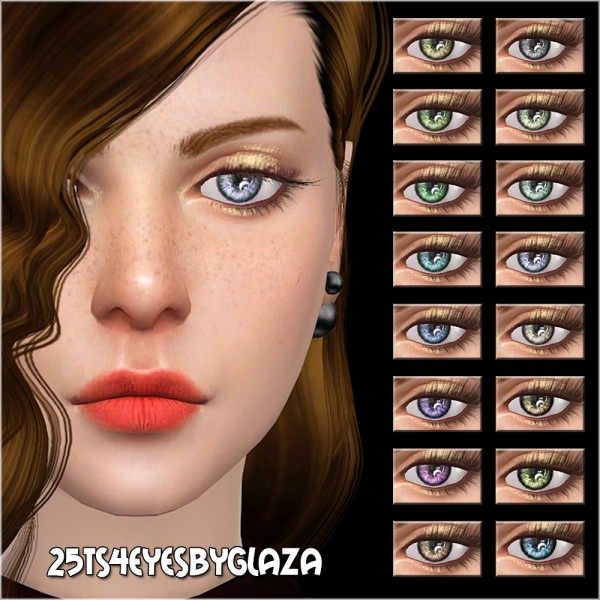 All by Glaza: Eyes 25