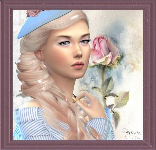 L`Universe De Nicole: Sim Rose