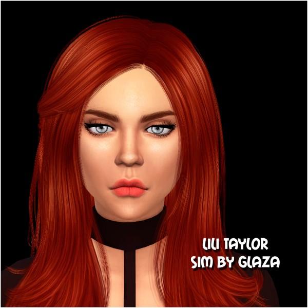 All by Glaza: Lili Taylor