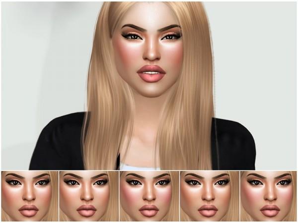 The Sims Resource: Blush by KatVerseCC