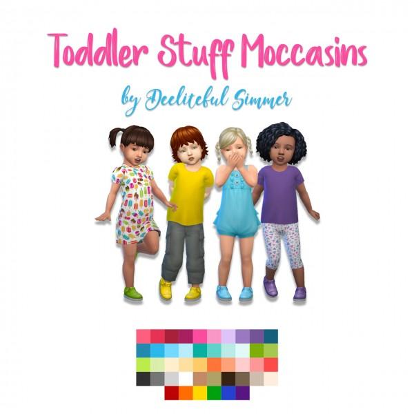 Deelitefulsimmer: Toddlers stuff Mocasins