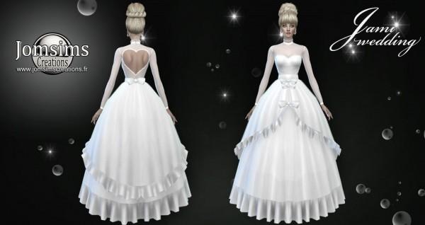 Jom Sims Creations: Jami dress