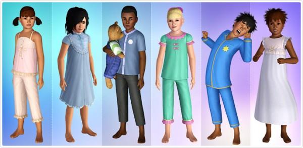 Simsworkshop: Luxe Kidswear Store by cepzid