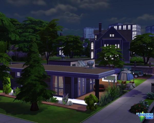 Luniversims: Eldorado house by LouSims