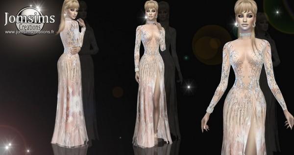 Jom Sims Creations: Pasada dress