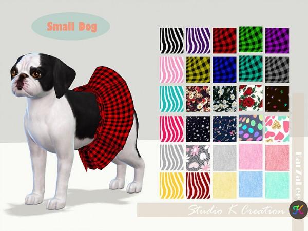 Studio K Creation: Small Dog dress N2acc