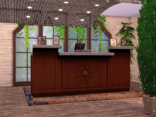 The Sims Resource: Antique Shop by MychQQQ