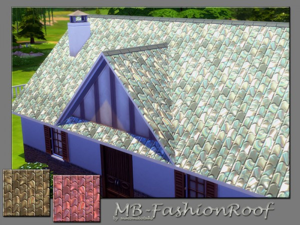 The Sims Resource: Fashion Roof by matomibotaki