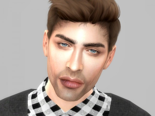 The Sims Resource: Bronson by Softspoken